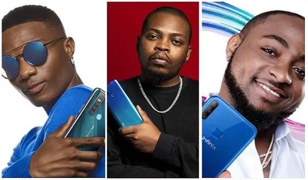 Africa smartphone brands