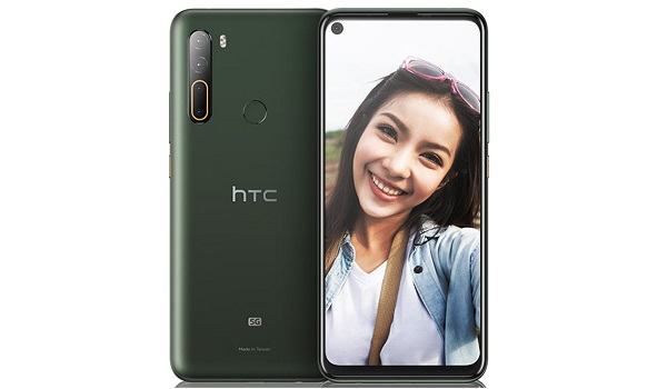HTC U20 5G with 6.8-inch display