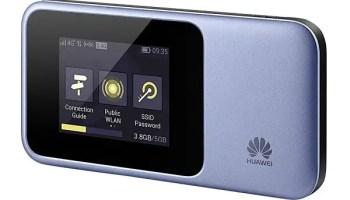 Huawei E5788 big battery 3000mAh 1gbps download speed