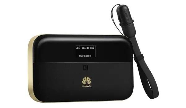 Huawei e5885 mobile hotspot with big battery 6400mAh