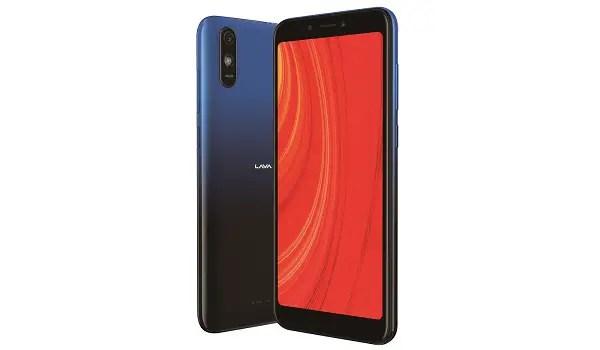 Lava Z61 Pro Price In India