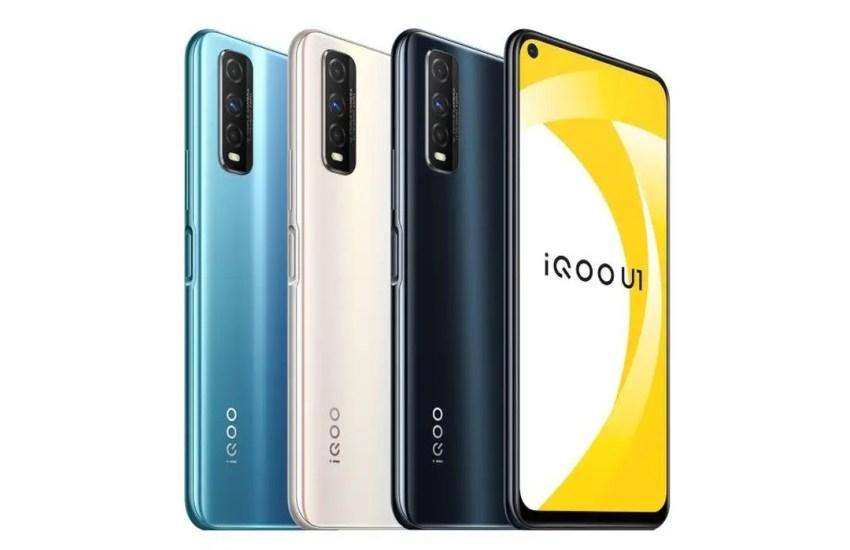 Vivo sub-brand iQOO launches the iQOO U1 in China