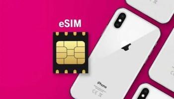 eSIM services