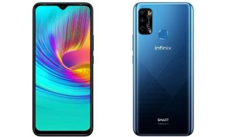 Infinix Smart 4 Plus Launched