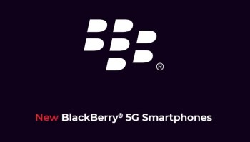 5G BlackBerry phone with QWERTY keyboard from OnwardMobility