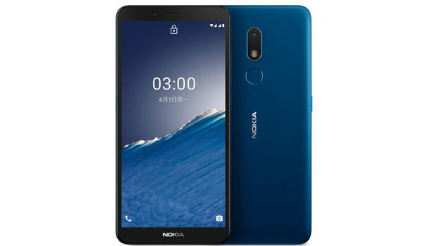 Nokia C3 Launched in China