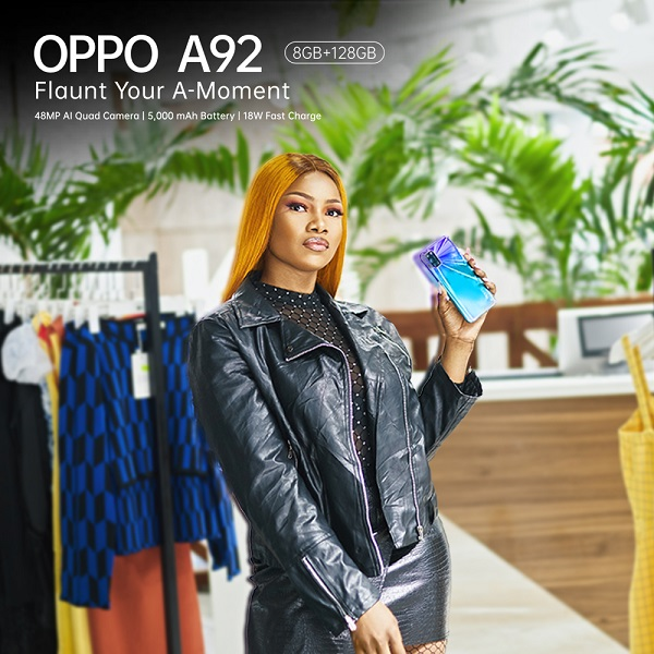 OPPO A92 Launch I