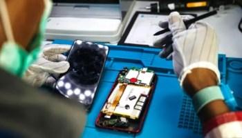 Repair a Broken or Cracked Phone Screen