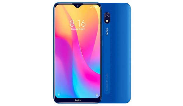Xiaomi Redmi 8A - affordable smartphones with long battery life