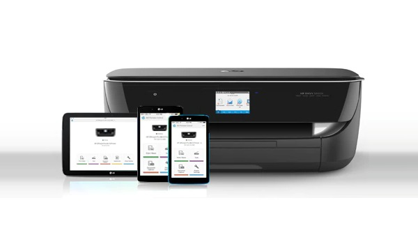 hp mobile printing from a smartphone