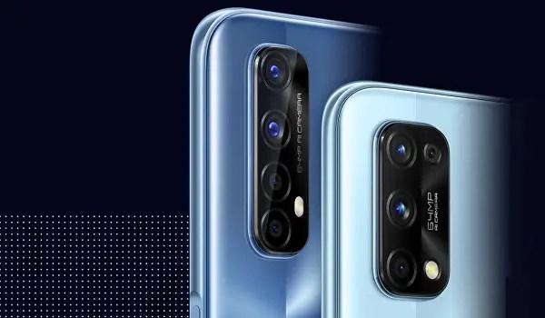 Realme 7 Pro and Realme 7 cameras