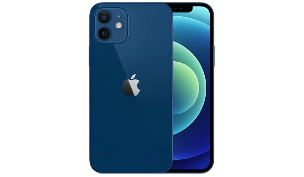 Apple iPhone 12 blue