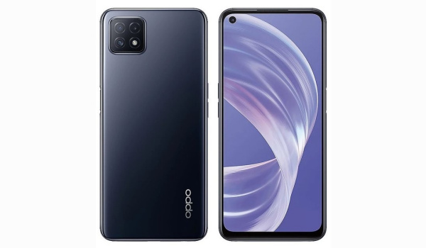 Oppo A73 5G Black