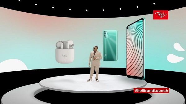itel brand launch tv earbuds smart bands