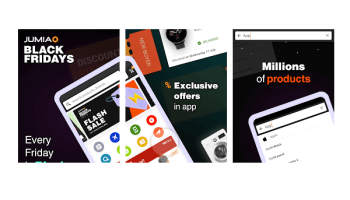 Jumia Online Shopping is one of the most wanted apps in Nigeria