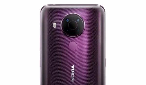 Nokia 5.4 main camera