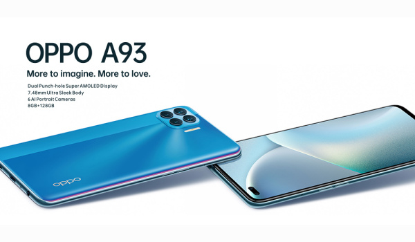OPPO A93 smartphone launched in Nigeria
