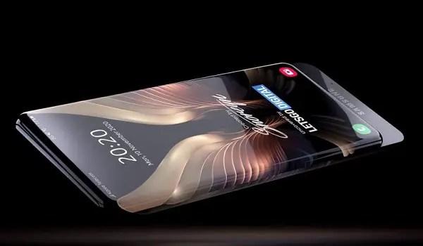 Samsung Galaxy Surround Display Smartphone