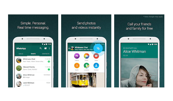 WhatsApp Messenger is one of the most wanted apps in Nigeria