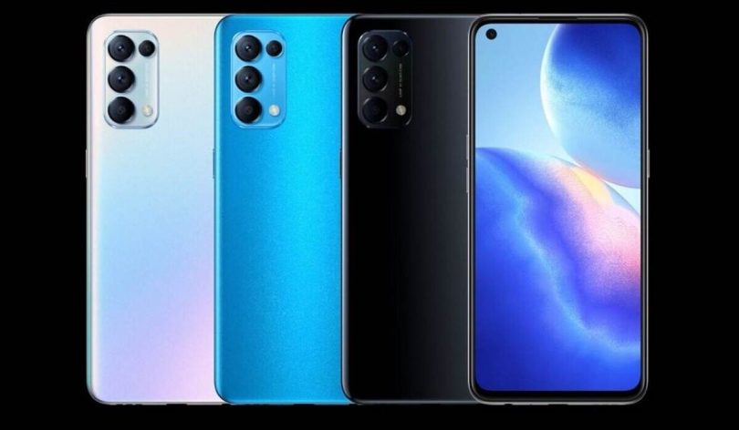 OPPO Reno 5 5G, OPPO Reno 5 Pro 5G launched