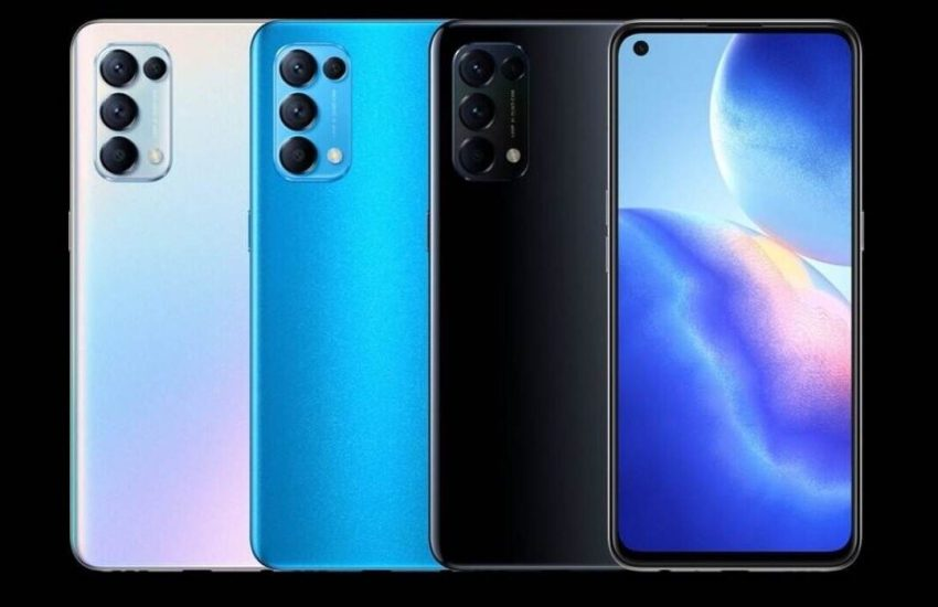 OPPO Reno 5K launched, it is a remake of the Reno 5 5G
