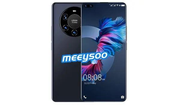 Meeysoo M40 Pro 7-inch screen