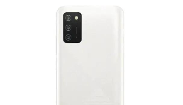 Samsung Galaxy M02s main camera