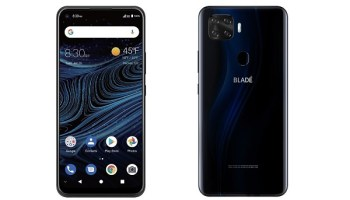 """ZTE Blade X1 5G launched in the US, 2021 Android smartphone, 5G, 6.5"""" display, Snapdragon 765G chipset, 6GB RAM, 128GB ROM, 4000mAh battery. Full phone specs and price."""