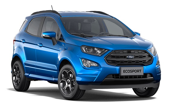 Ford Ecosport - future Ford cars will be powered by Android