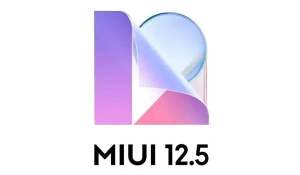 MIUI 12.5 update: eligible phones
