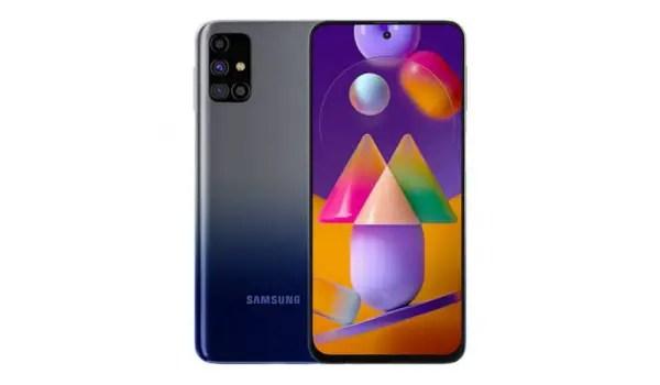 Samsung Galaxy F62 grey