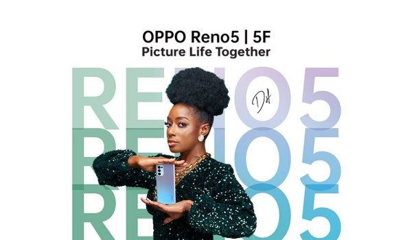 OPPO Launches Reno5 Series Today - OPPO Reno 5 - 5 F - Picture Life Together