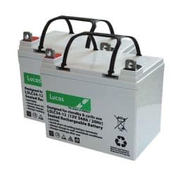 Ortho kinetics-Mobility scooter batteries