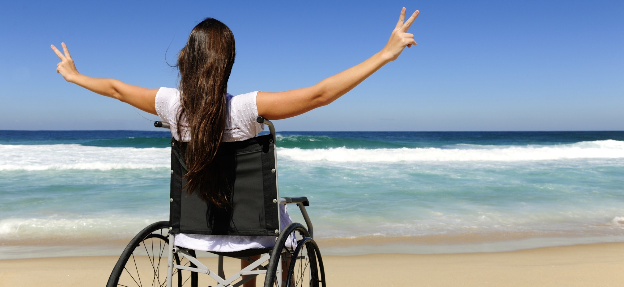 wheelchair-in-the-surf