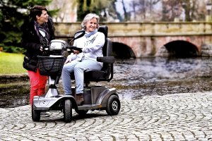 Sterling S425 Mobility Scooter