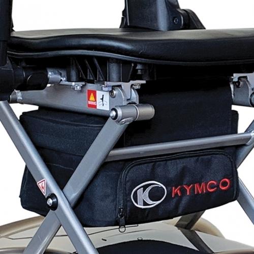 Kymco K Lite folded seat