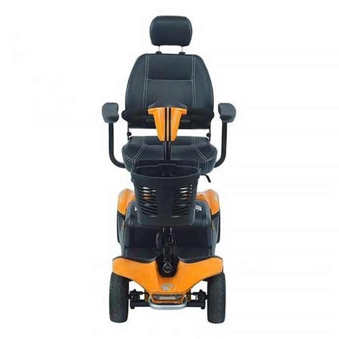 Rascal Victa mobility electric scooter rear view