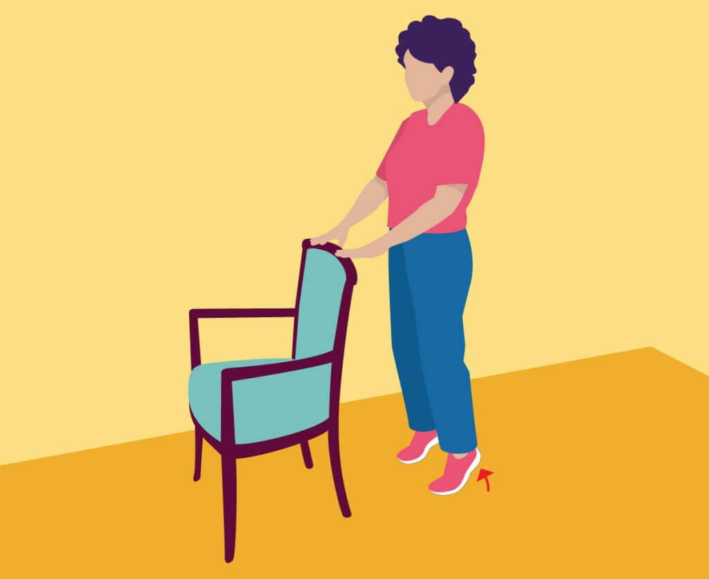 Simple Exercises For Seniors Balance Strength Amp Stability