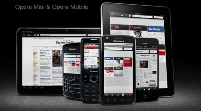 Opera Mini & Mobile