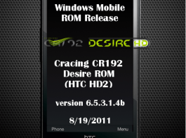CR192 Desire ROM