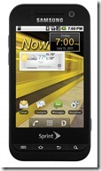 Sprint SPH-d600_front