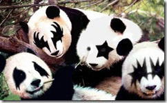 kiss-pandas
