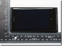 Nokia Lumia 800 - FCC Labs Tear Down