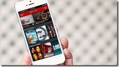 Netflix updated for iPhone 5