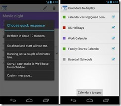 Google's new Calendar app now available in Play Store