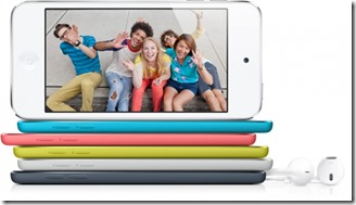 The New iPod Touch Available In 3 Weeks