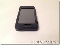 Case-Mate TOUGH XTREME iPhone 5 top