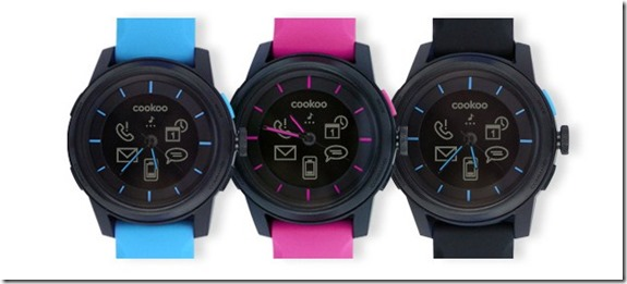 Cookoo SmartWatch 2