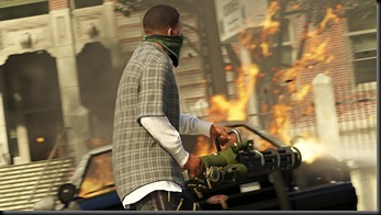 New Grand Theft Auto 5 Screenshots 5