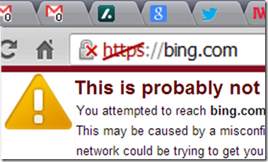 BingNoSSL